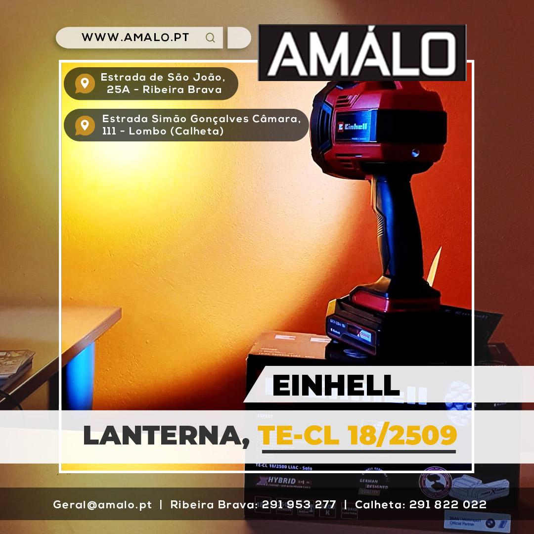 Einhell lanterna TE-CL 18 2509